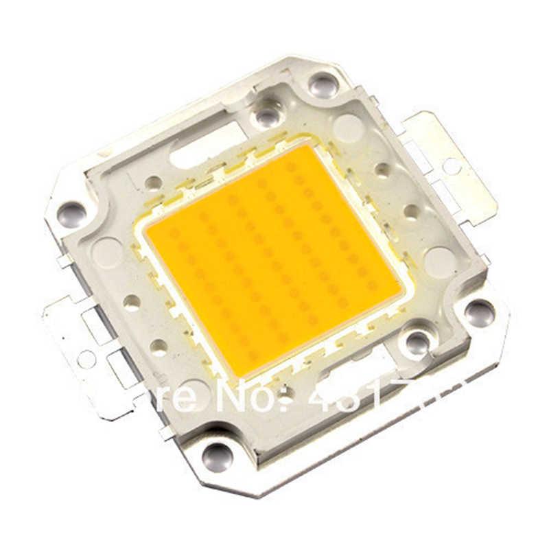 LED Lampe Chip 10 Watt 20 Watt 30 Watt 50 Watt 100 Watt Kühles Weißes Warmes Weiß LED COB Für FÜHRTE Flutlicht 45 * 45mil High Power SMD Scheinwerfer 30-36 V