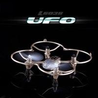 Envío Gratis fation drone con luz fría helicóptero 2.4g 4 Canal 6 ejes Tumbling truco radio RC quadcopter juguete vs CX-31