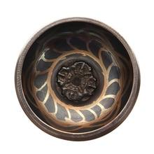 Tibetan Healing Meditation Copper Singing Bowl