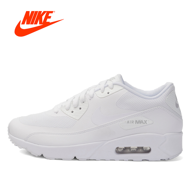 Intersport Original New Arrival Official NIKE AIR MAX 90 ULTRA 2.0 Men's Breathable Running Shoes Sneakers brand Classic shoes nike original 2017 summer new arrival air max 90 women s running shoes sneakers