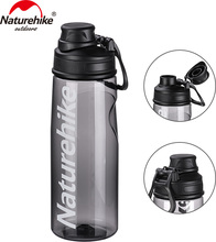 Naturehike Tritan Plastic 700ml Sports Water Bottle Portable Outdoor Travel Bicycle Running Bottles