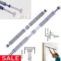 Barres horizontales de porte en acier 200 kg réglable Gym à domicile entraînement menton push Up barre d'entraînement Sport Fitness Sit-Up équipements