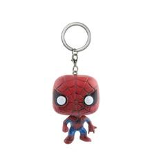 Superheroes Toy Keychain
