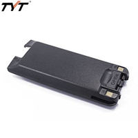 TYT 2200mAh Li Ion Battery For TYT MD 2017 Walkie Talkie Dual Band DMR Digital Radio