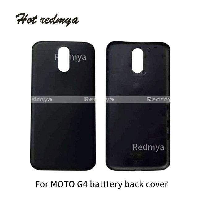 buy popular 47f0c 57666 US $4.73 5% OFF|For Motorola Moto G4, G4 Play Full Back Cover Rear Door  Housing Case Battery Cover Replacement Battery Back Cover Phone Case-in  Mobile ...