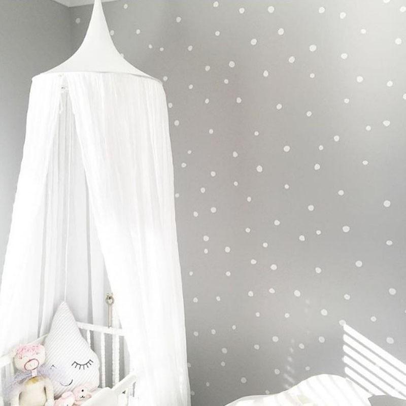 240 cm Nouvelle tente jouet pour enfant Princesse Tente pour Enfants maison de jeu Bébé Parc Intérieur Infantile Chambre Dôme Hamac rideau de lit Tente