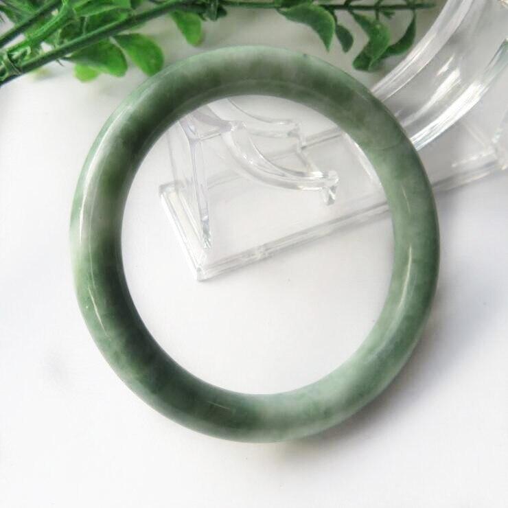 Сертификат высокое качество натуральный браслет с нефритом класс чистый натуральный камень браслет натуральный нефрит ювелирные изделия