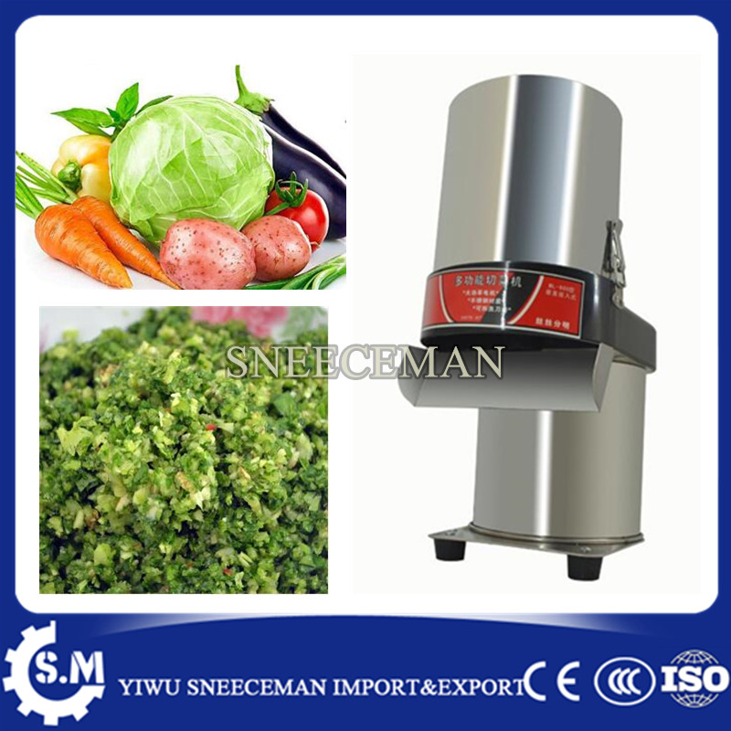NEW stainless steel vegetable cutting machine chopper slicer dicing machine vegetable cutter machine new automatic stainless steel commercial vegetable