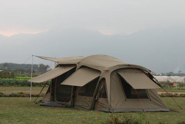 darche en plein air gonflable tente camping sans racks air colonne 5 8 10 personnes automatique. Black Bedroom Furniture Sets. Home Design Ideas