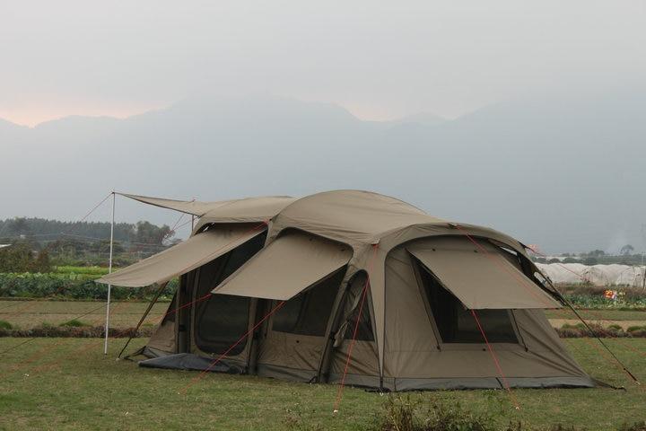 Darche открытый надувные палатки кемпинга без стоек воздушного столба 5-8-10 человек автоматическая палатки капельного утечка ПУ 5000+