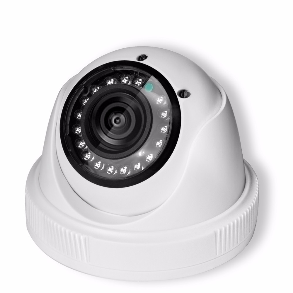 4X Manual Varifocal Lens 2.8mm-12mm 720P 960P 1080P Security CCTV IP Camera Indoor Camera DC 12V 48V POE Optional