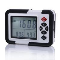Многофункциональный цифровой CO2 Temp/RH/data logger монитор детектор HT 2000 CO2 газоанализатор 9999ppm относительная влажность тестер