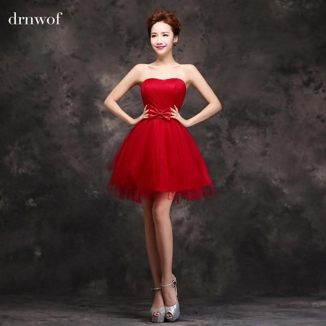 champanine colored short prom dresses