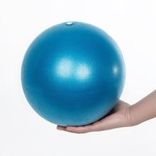1PC 25CM Sports Yoga Balls Bola Pilates Fitness Health Gym Balance Fitball Exercise Workout Massage Ball Core