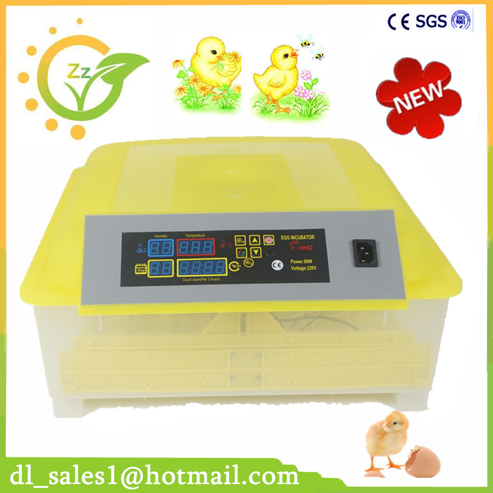 Mini Automatic 48 Eggs Incubator Cheap Chicken Duck Hatchery Machine Poultry Hatcher 220V small chicken poultry hatchery machines 48 automatic egg incubator 220v hatching for sale