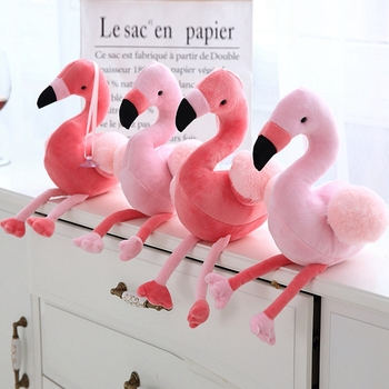 Flamingo Bird Plush Toy