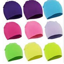 Новинка года; сезон весна-осень; теплая хлопковая шапка для малышей; шапки для маленьких мальчиков и девочек; брендовые милые детские шапочки ярких цветов; аксессуары