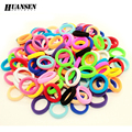 YWHUANSEN Hair accessories for girls/women Hiar ties for children gum for hair Mix color small size elastic hair bands 40 pieces