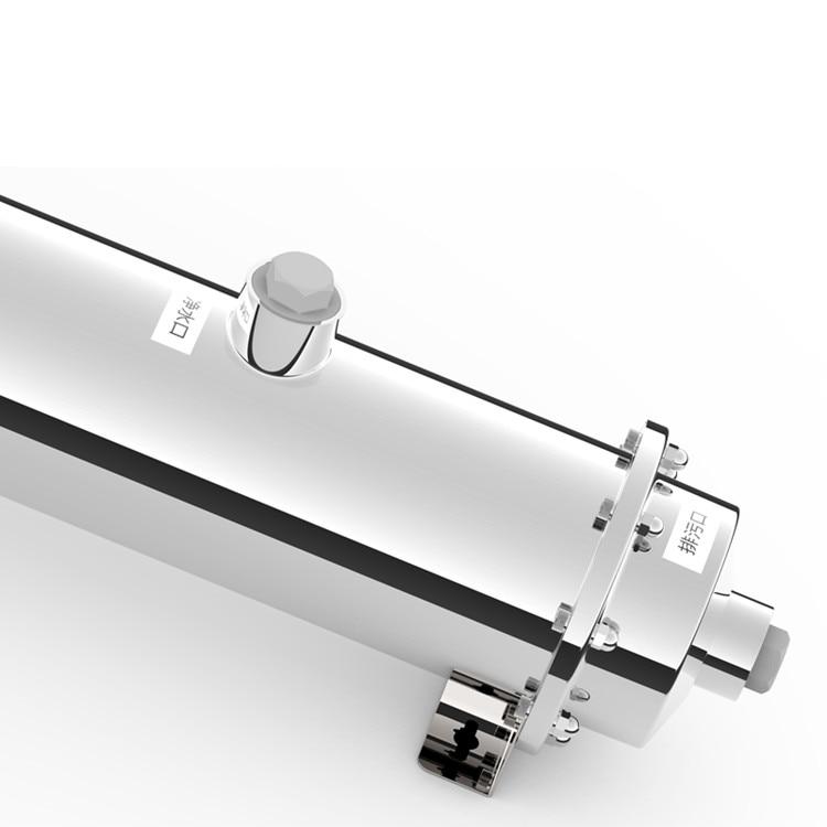 Roestvrijstalen Ultrafiltratie Waterzuiveraar zonder elektrisch, - Huishoudapparaten - Foto 4