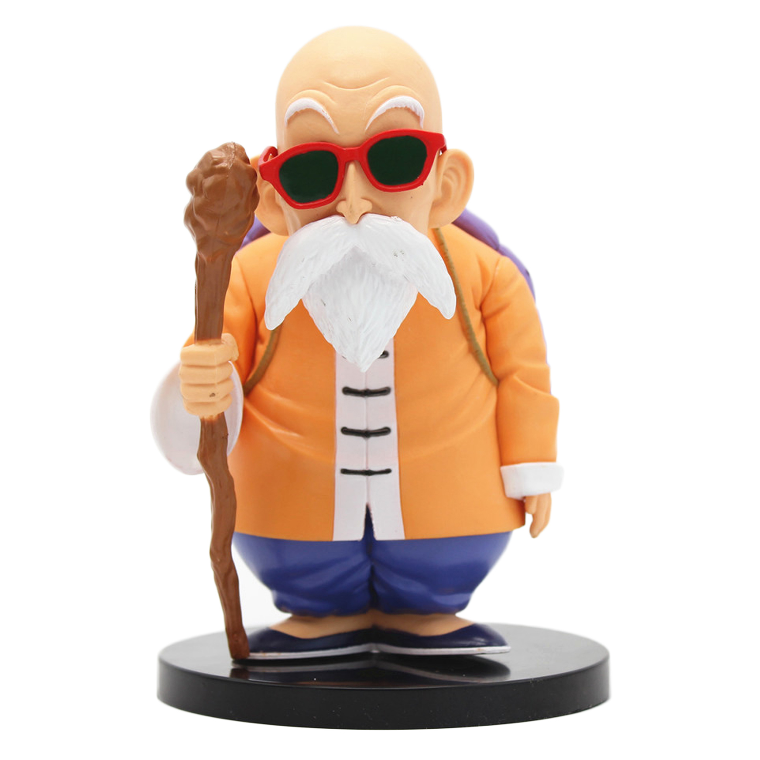 Chanycore 16CM Anime Dragon BALL Z Super Figure Master Roshi Krillin Oolong Super Saiyan Son goku Action Figure PVC Model Toy anime dragon ball figuarts zero super saiyan 3 gotenks pvc action figure collectible model toy 16cm kt1904