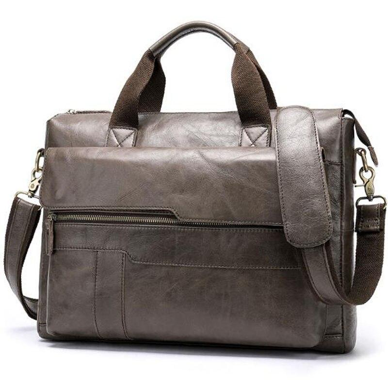 Sac à bandoulière pour hommes sac à bandoulière pour hommes de haute qualité en cuir véritable sacs pour hommes