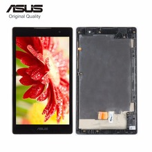 Original For Asus ZenPad C 7.0 Z170 Z170CG P01Y Full LCD Display Matrix Touch Screen Digitizer Sensor Z170CG Assembly with Frame