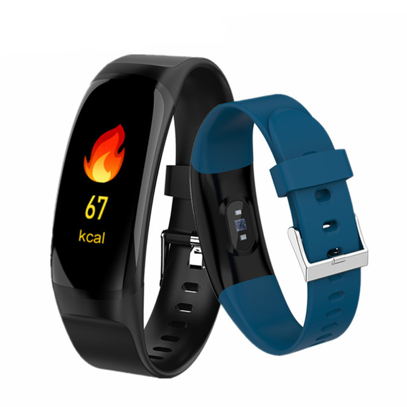 Smart Electronics Wearable Devices Hospitable Mk04 Smart Bracelet Waterproof Heart Rate Blood Pressure Sleep Monitor Band Sport Wristband Fitness Tracker Watch Pulse Meter Choice Materials