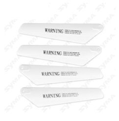 Syma S8 RC helicopter spare parts Main Blades