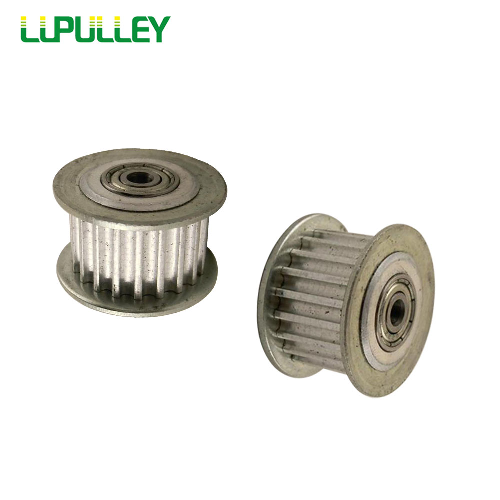 LUPULLEY 30 Teeth 3M Idler Pulley Bore 5/6/7/8/10mm For Width 10mm 15mm 3M Timing Belt 30T 30Teeth 3M Tension Belt Pulley 2PCS все цены