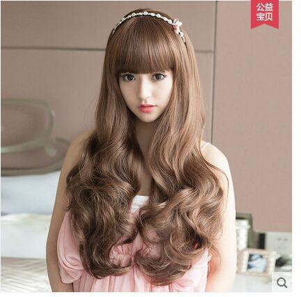 False Wig 56