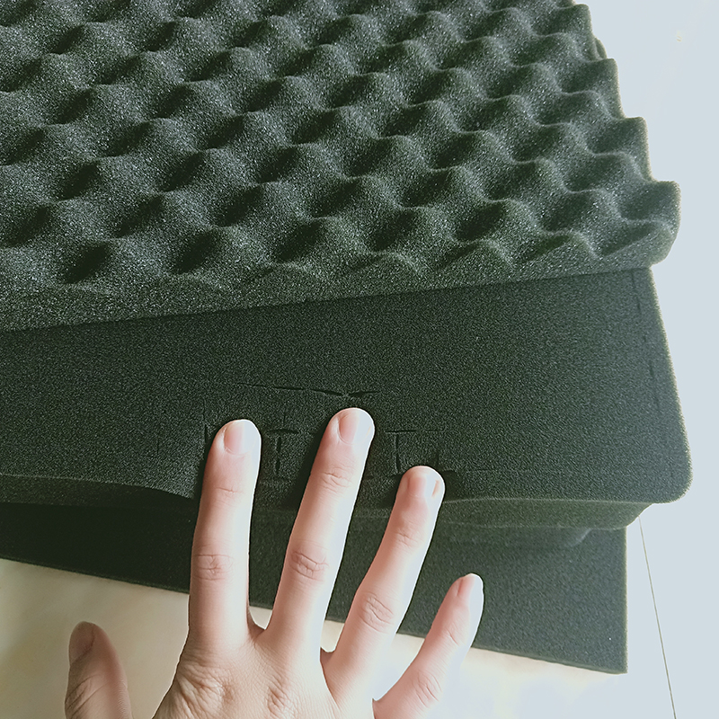 420x240mm Easy Cutting Pick Pluck Foam For Tool Box,without Hard Plastic Case