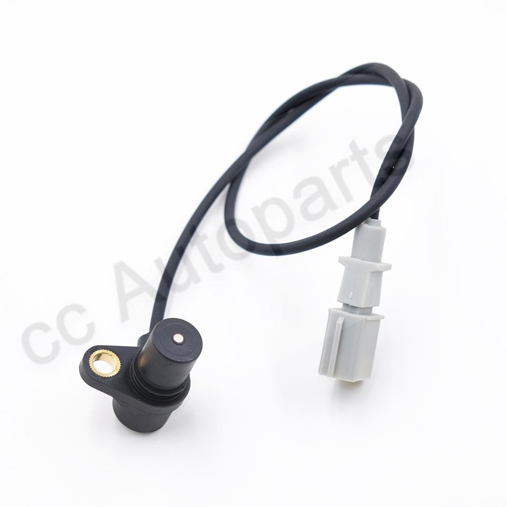 Image 4 - Crankshaft Position Sensor For Audi A4 A6 Skoda Seat VW Beetle Jetta Golf Passat 1.8T 2.0 06A906433C 06A906433F New Arrival-in Crankshaft/Camshafts Position Sensor from Automobiles & Motorcycles