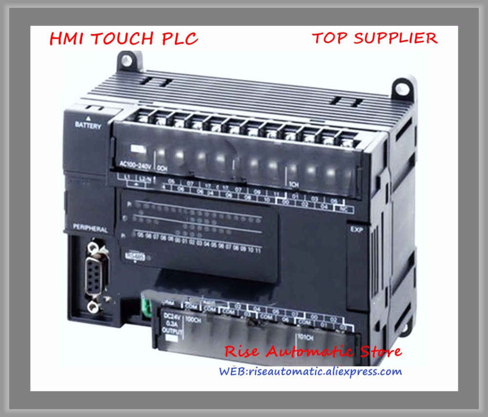 CPU AC100-240V input 8 point relay output 6 point New Original CP1E-E14SDR-A PLC new original cp1l l20dt d plc cpu 24dc input 12 point transistor output 8 point