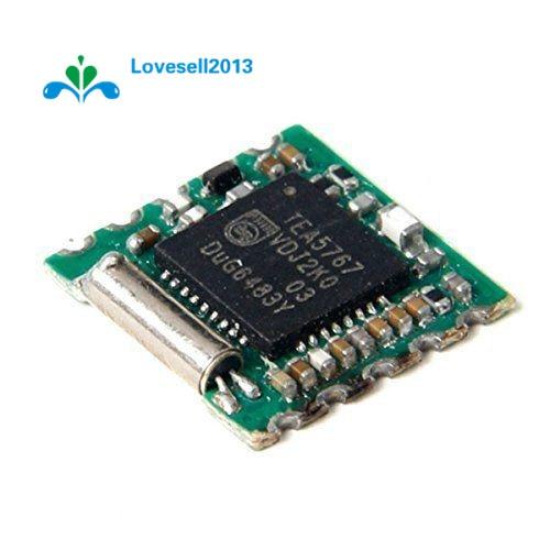1Pcs TEA5767 Programmable Radio Module Low-power FM Stereo Module In Stock