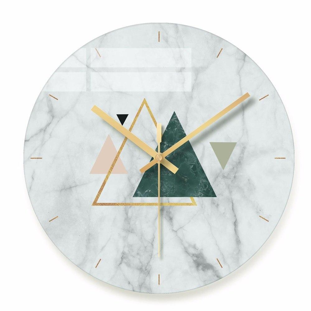 Decorative Wall Clock Brief Modern Design Wall Clocks for ...