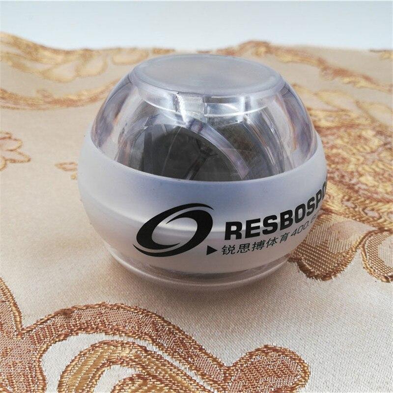Bola de Energia Pvc Rpm 30lbs Poder Gyroscope Led