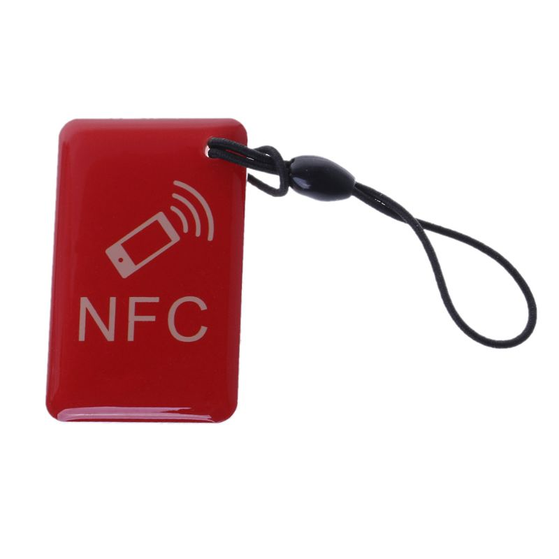 Waterproof NFC Tags Lable Ntag213 13.56mhz RFID Smart Card For All NFC Enabled Phone Patrol attendance access