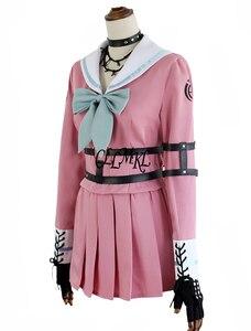 Image 3 - Anime Danganronpa V3: Killing Harmony Iruma Miu Rabbit Uniform Halloween Christmas  custom made