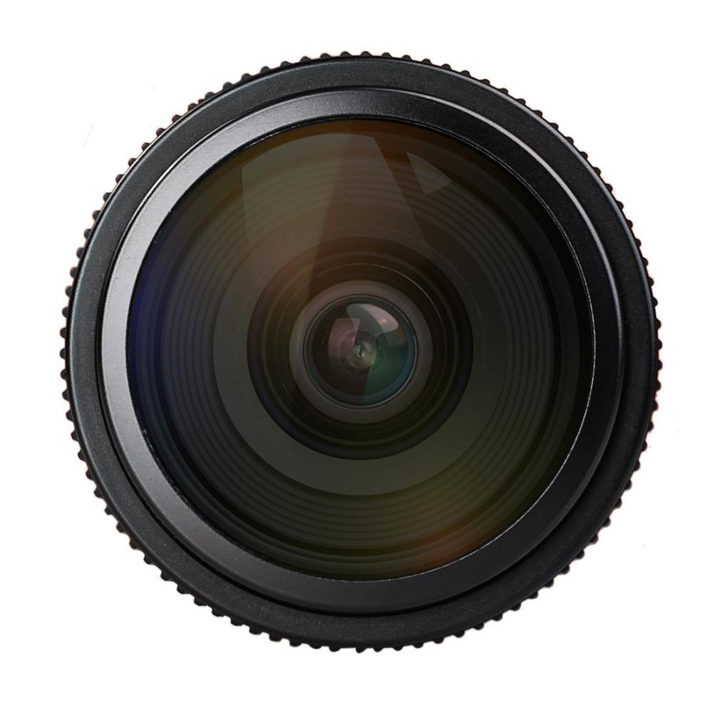 MEIKE MK-6.5mm F2.0 Fisheye Lens Fixed Focus Lens EF-M Mount Lense Large Aperture Auto Focus Lens For Canon DSLR Camera 2