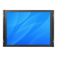 Industriale impermeabile quadrato da 21.5 pollici capacitivo/resistivo touch screen del pannello lcd monitor HDMII ingresso VGA