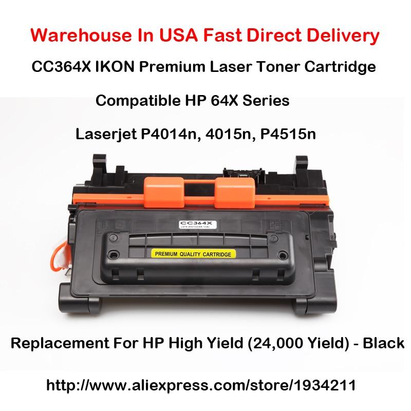 CC364X 64X Series מחסנית טונר לייזר תואמת ל- HP - אלקטרוניקה במשרד