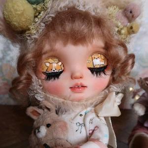 1/6 BJD 30 см кукла, игрушки 19 шарнирных высококачественных шарнирных кукол, светильник, коричневые вьющиеся волосы, нарисованные вручную веки, ...