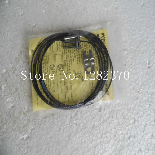 [SA] New original authentic special sales KEYENCE Sensor FU-16 spot --2PCS/LOT dhl ems 2 lots new keyence fu 34 transmissive fiber optic sensor switch