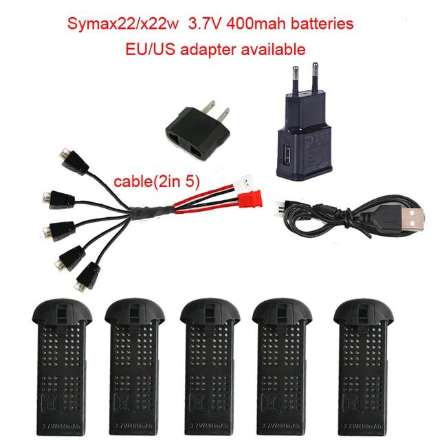 syma x22w batteria  Syma X22 / X22w drone original battery RC Quadcopter Spare Parts ...