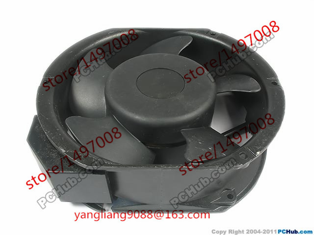 Emacro UF15PC12, BTH AC 115V 50/60Hz 150x150x50mm Server Round fan ebmpapst 8800 n 8800n ac 115v 50 60hz 12 5w 11w 80x80x38mm server square fan