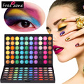 Professional 120 Colors Makeup Eye shadow Palette Shimmer Matte Eye Shadows Cosmetic Shadows