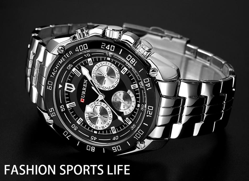 Curren 8077 Wristwatch