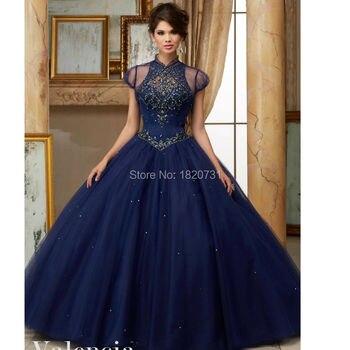 8c05d8022f0f4 2019 Sıcak Satış Lüks Kristal Omuz Kapalı Quinceanera Elbise Yaz Zarif  Backless Vestido Prenses Balo Artı Boyutu