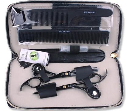 СМИТ ЧУ 5.5 ДЮЙМ(ОВ) Профессиональные волосы парикмахер резки ножницами и истончение ножницы HM86 3938