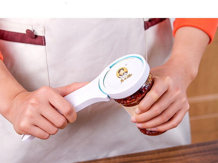 1PC Multifunction 3 IN 1 Home Gadget Universal Grip Turner Kitchen Accessories Kitchen Can Opener KW 019